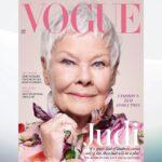 Judi Dench 85 évesen lett a brit Vogue címlaplánya