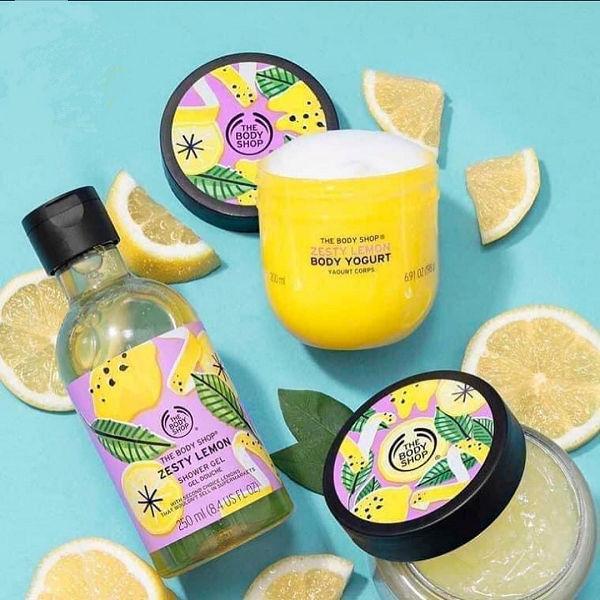 Megérkezett a The Body Shop citromos és uborkás nyári limitált sorozata - testapolas-2, beauty-szepsegapolas -