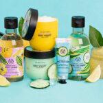 Megérkezett a The Body Shop citromos és uborkás nyári limitált sorozata