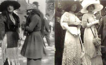 Ilyenek voltak a múlt századelő influenszerei - divat-tortenetek, ujdonsagok -