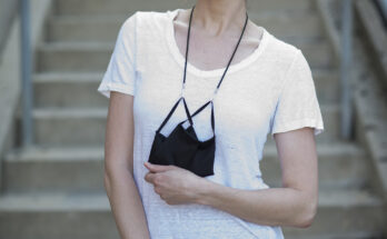 LA LOOP Launches the Original Necklace for Face Masks - fashion, design-en -