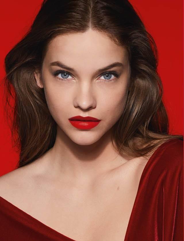 Palvin Barbi csodálatosan néz ki Giorgio Armani beauty kampányaiban - smink-2, beauty-szepsegapolas -