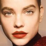 Palvin Barbi csodálatosan néz ki Giorgio Armani beauty kampányaiban