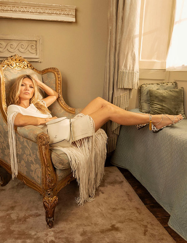 Kate Moss már az őszre készül Jimmy Choo kampányában - cipo-2 -
