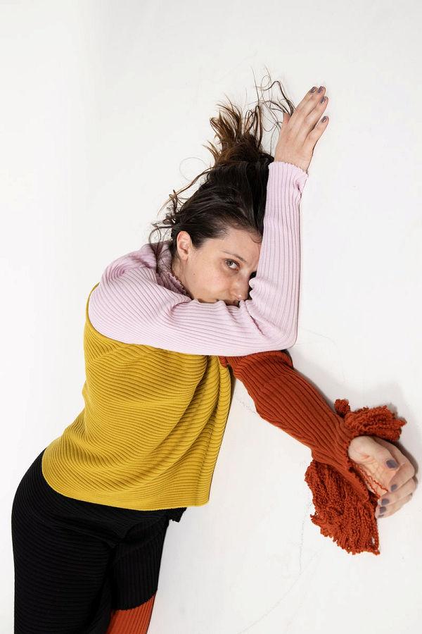 Transforms waste into new fashion - reM'Ade by Marques 'Almeida - fashion, design-en -