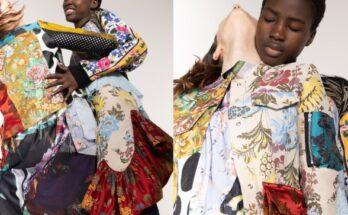 Transforms waste into new fashion - reM'Ade by Marques 'Almeida - london_fashion_week, fashion -