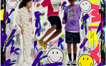 Smiley X Pull&Bear -  The Art Edition Has Arrived - uncategorized-en, fashion -