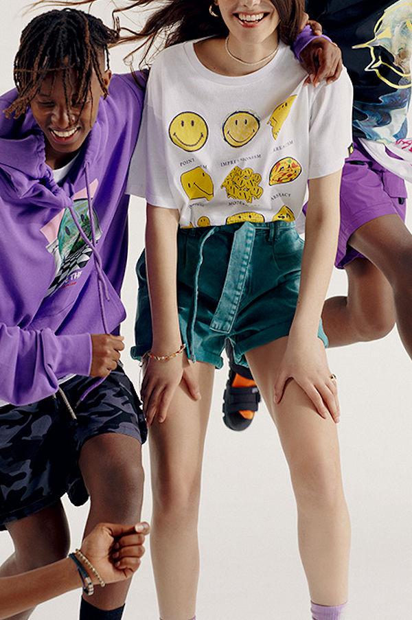 Smiley X Pull&Bear -  The Art Edition Has Arrived - uncategorized-en, fashion -