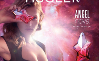 Angel Nova - the new Thierry Mugler fragrance - perfume, beauty-en -