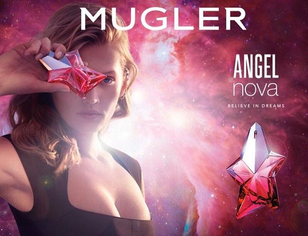 Angel Nova - the new Thierry Mugler fragrance - perfume, beauty-en -