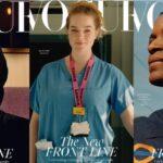 Hétköznapi hősök a júliusi brit Vogue címlapján