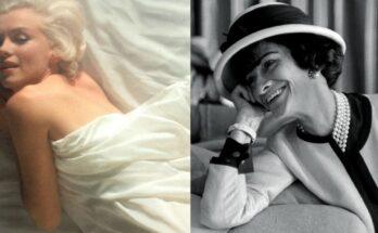 Coco Chanel és Marilyn Monroe - Douglas Kirkland kiállítása Budapesten - kiallitas, ikonok-es-divak, ujdonsagok -