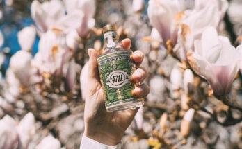 4711 Floral collection új illat érkezik: Magnolia - parfum-2, beauty-szepsegapolas -