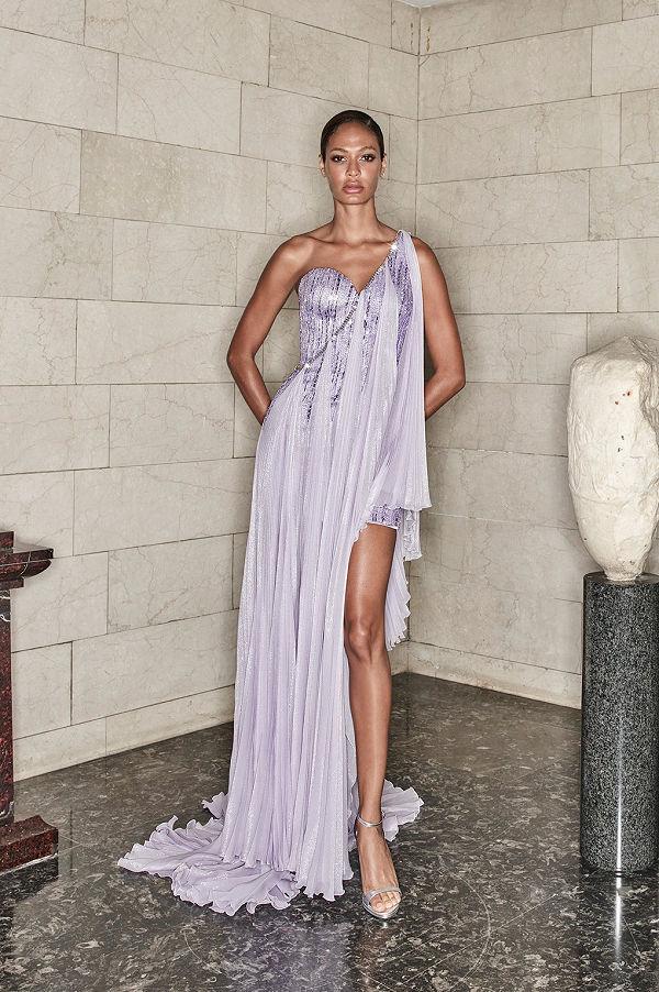 Optimizmus és elegancia: Atelier Versace 2020 ősz-tél - oszi-es-teli-divat, ujdonsagok -