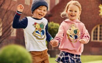 Új Harry Potter X H&M kollekció örvendezteti meg a gyerekeket - ujdonsagok -