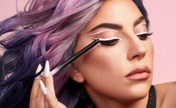 Lady Gaga fantasztikusan fest smink márkájának új kampányában - smink-2, beauty-szepsegapolas -