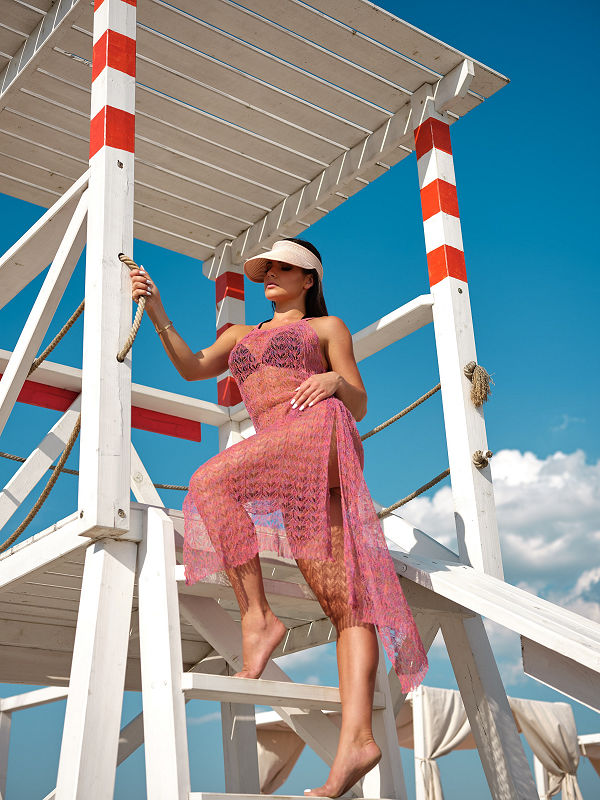 Kötöttben akár nyáron is - Süel csipkében - tavaszi-es-nyari-divat, magyar-divat, ujdonsagok -