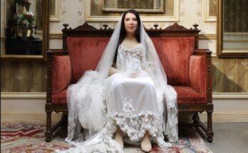Marina Abramović operájához tervezett jelmezeket Riccardo Tisci - jelmeztervezok, divattervezo, ujdonsagok -