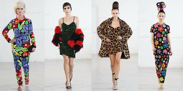 Ashish 2020 ősz/tél- vissza a kilencvenes évekbe - london-fashion-week, fashion-week, ujdonsagok -