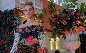 A RIXO kollekciójához Christian Lacroix ikonikus kreációi adták az inspirációt - london-fashion-week, fashion-week -