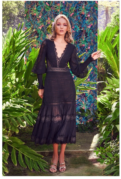 Tadashi Shoji - New York-i divathét 2021 tavasz/nyár - fashion-week -