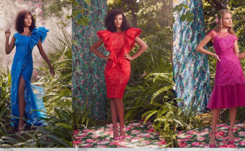 Tadashi Shoji SS 2021 - beautiful fashion tale about rebirth - uncategorized-en, fashion -