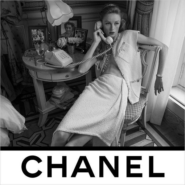 Nyolcvanas éveket és a film aranykorát idézi Chanel tavaszi kampánya - tavaszi-es-nyari-divat, ujdonsagok -