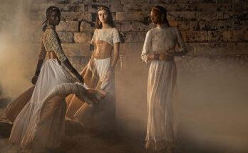Varázslatos hangulatba ejt a Dior Cruise 2021-es kampánya - oszi-es-teli-divat, ujdonsagok -