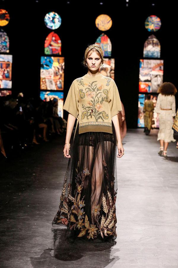 Christian Dior 2021 tavasz/nyár - váratlan fordulat - uncategorized-hu, tavaszi-es-nyari-divat, fashion-week -