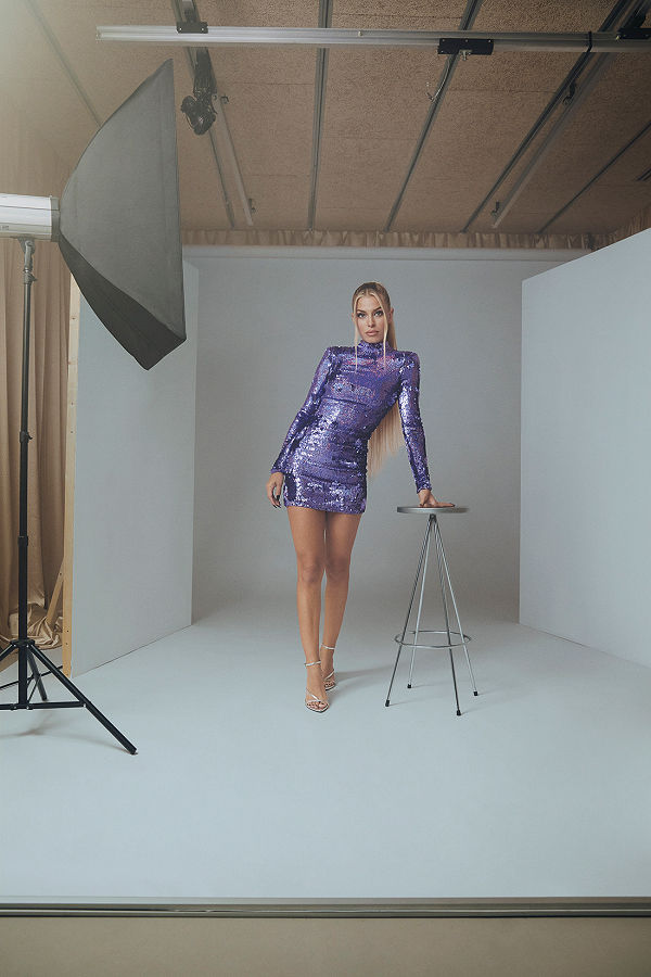 Bershka Christmas 2020 - Show Up – Show Out Selected by Jessica Goicoechea - fashion, campaign -