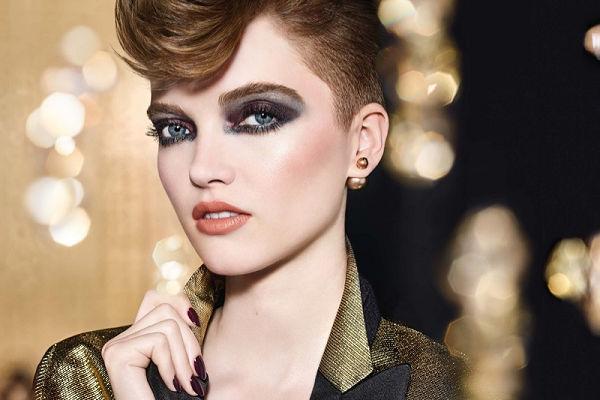 Klasszikus nyolcvanas évek eleganciája a Dior ünnepi smink kampányában - smink-2, karacsony-2, beauty-szepsegapolas -
