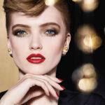 Klasszikus nyolcvanas évek eleganciája a Dior ünnepi smink kampányában