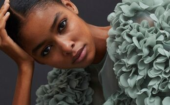H&M's Conscious Exclusive A/W20 - the beauty of waste - fashion-news, fashion -