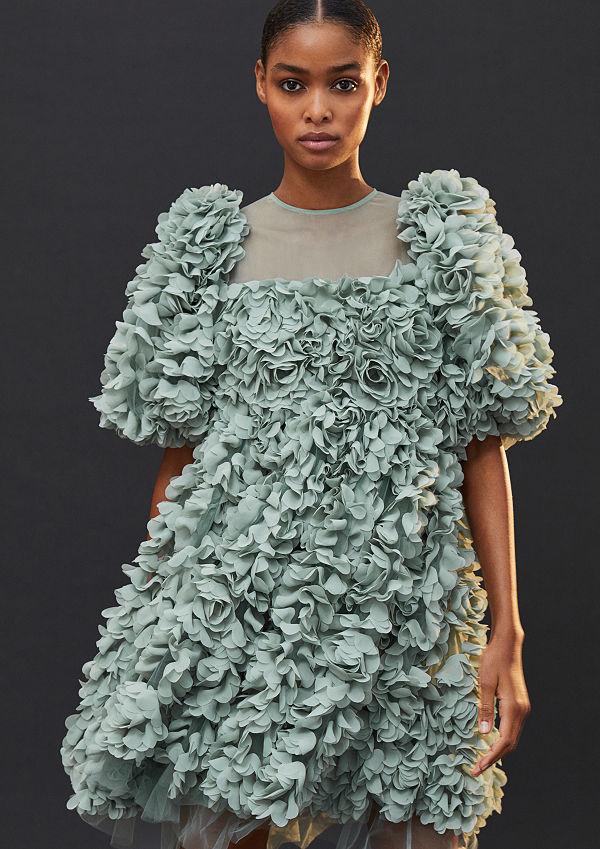 H&M Conscious Exclusive A/W20 - szépséges divat hulladékból - uncategorized-hu, oszi-es-teli-divat, ujdonsagok -
