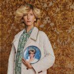 Diana hercegnét idézi a lengyel Vogue fotósorozata