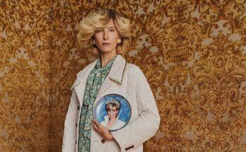 Diana hercegnét idézi a lengyel Vogue fotósorozata - retro, ujdonsagok -