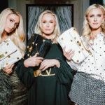 A sosem öregedő Hilton lányok lettek Valentino modelljei