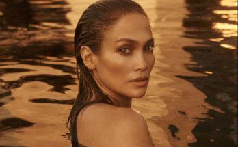 Jennifer Lopez's  beauty line has dropped - uncategorized-en, beauty-en -