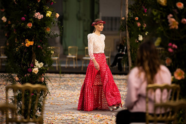 Chanel haute couture 2021 tavasz-nyár - együtt a család - fashion-week -