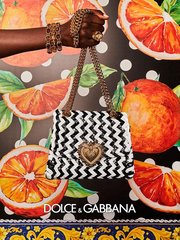 Dolce & Gabbana 2021 - darabkákból összerakott boldogság - ujdonsagok -