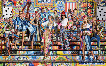 Dolce & Gabbana 2021 Spring Summer Women's campaign - fashion, campaign -