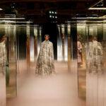 Demi Moore nyitotta meg Fendi haute couture showját
