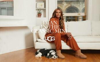 David Bowie felesége, Iman a szupermodell Ugg csizmát reklámoz - uncategorized-hu -