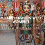 Milano Fashion Week FW 2021/22 Show schedule 2021 February
