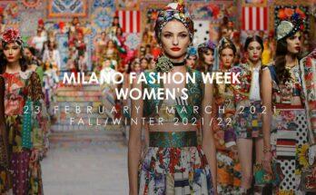 Milano Fashion Week FW 2021/22 Show schedule 2021 February - uncategorized-en, milan-fashion-week-en, fashion-week-en -