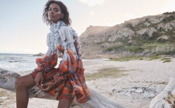 Zimmermann - Botanical spring - fashion, campaign -