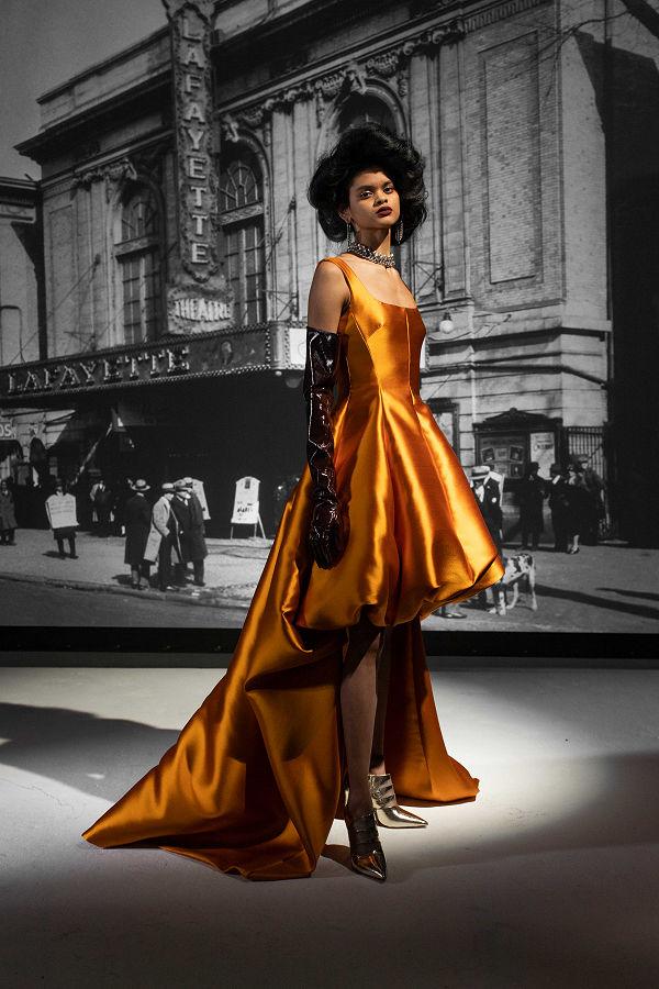 Bibhu Mohapatra 2021 ősz-tél - mese az újrakezdésről - fashion-week -