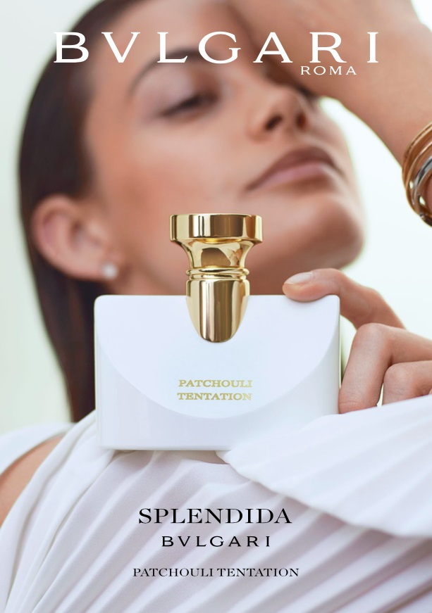 SPLENDIDA BVLGARI PATCHOULI TENTATION  - the white temptation - perfume, beauty-en -