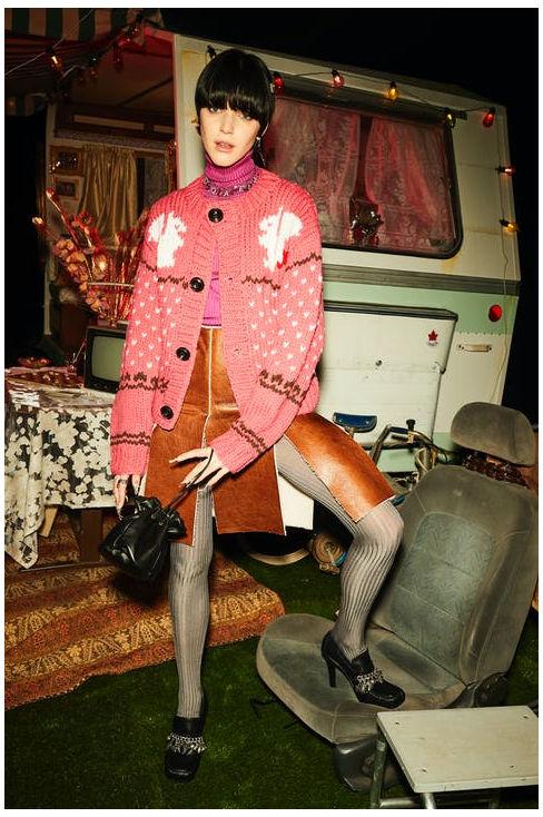 Dsquared2 2021 ősz-tél - Macskajaj a Milánói divathéten - fashion-week -