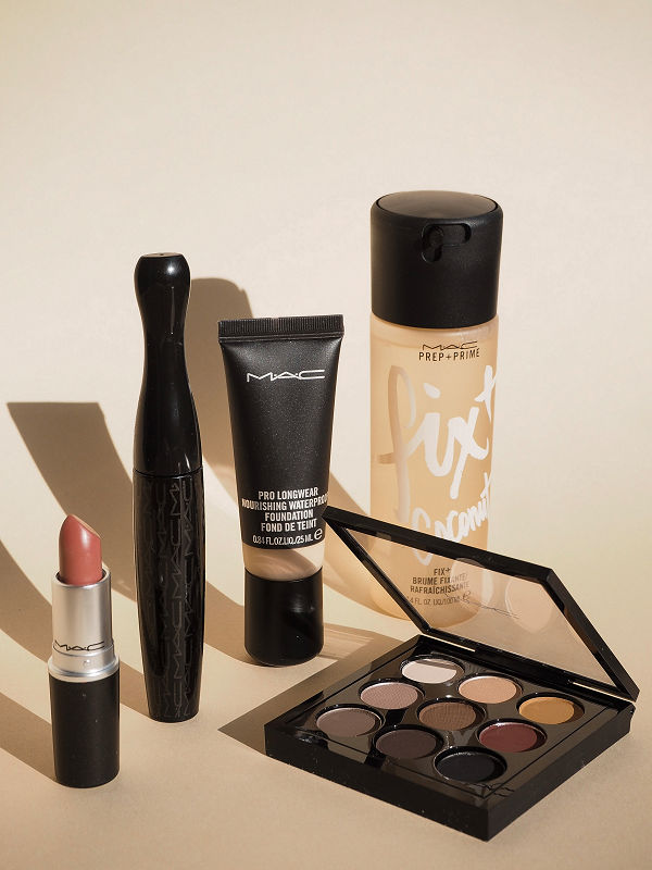 Kulcsár Edina saját kampányban tündököl a MAC Cosmetics-nél - smink-2, beauty-szepsegapolas -